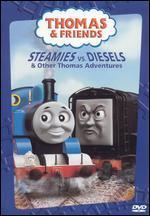 Thomas & Friends: Steamies vs. Diesels