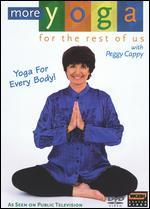 More Yoga for the Rest of Us with Peggy Cappy