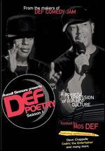 Russell Simmons Presents Def Poetry: Season 01