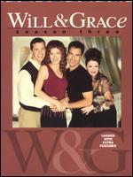 Will & Grace: Season Three [4 Discs]