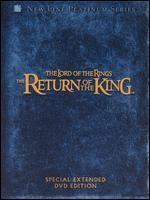 The Lord of the Rings: The Return of the King [Extended Edition] [4 Discs]