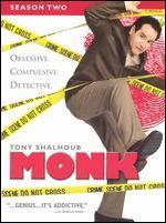 Monk: Season Two [4 Discs]