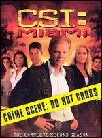 C.S.I. Miami-the Complete Second Season