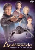 Gene Roddenberry's Andromeda: Season 3 Collection [5 Discs]