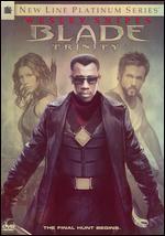 Blade: Trinity [2 Discs]