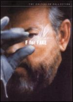 Orson Welles's F for Fake [2 Discs] [Criterion Collection]