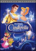 Cinderella [Special Edition] [2 Discs] - Clyde Geronimi; Hamilton Luske; Wilfred Jackson