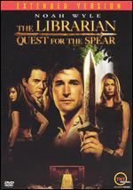 The Librarian: Quest for the Spear [Extended Version]