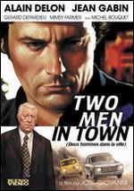 Deux Hommes Dans La Ville
