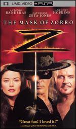 Mask of Zorro (Umd Mini for Psp)