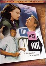 No Way Out Richard Widmark, Linda Darnell, Sidney Poitier, Stephen McNally, Mildred Joanne Smith, Harry Bellaver, Stanley Ridges, Dots M. Johnson, Amanda Randolph, Bill Walker