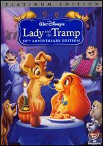 Lady and the Tramp [2 Discs] - Clyde Geronimi; Hamilton Luske; Wilfred Jackson