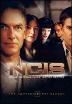 Ncis: Complete First Season [Dvd] [Import]