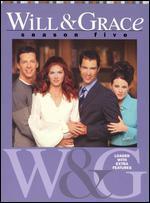 Will & Grace: Season Five [4 Discs]