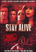 Stay Alive [WS Unrated] - William Brent Bell