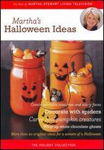 The Martha Stewart Holiday Collection-Martha's Halloween Ideas