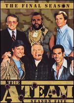 The A-Team: Season Five, the Final Season [3 Discs] -