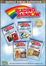Reading Rainbow: Music, Music, Everywhere/Ocean Life/Family Matters/Man's Best Friend [4 Discs]