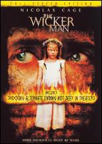 The Wicker Man [P&S] [Unrated/Rated on 1 Disc] [Unrated Includes Alternate Ending] - Neil LaBute