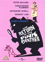 The Pink Panther Strikes Again [Region 2]