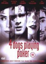 4 Dogs Playing Poker (2000; Movie / Video Film on Dvd Disc); .