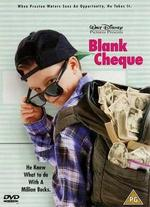 Blank Cheque [Dvd] [1994]