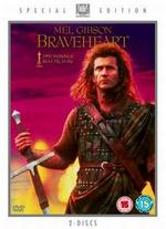 Braveheart 2 Disc Special Edition [Region 2]