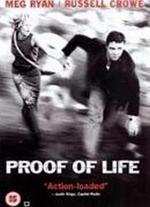 Proof of Life [Vhs]