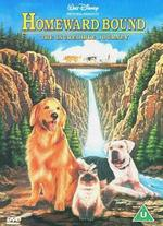 Homeward Bound: the Incredible Journey [Dvd] [1993]