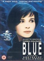 Blue - Krzysztof Kieslowski