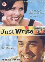 Just Write [Dvd]
