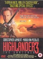Highlander 3-the Sorcerer [Dvd] [1994]