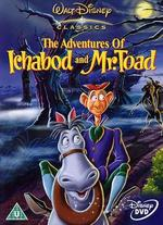 The Adventures of Ichabod and Mr Toad - Clyde Geronimi; Jack Kinney; James Algar