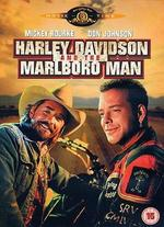 Harley Davidson and the Marlboro Man [Vhs]