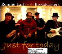 Just for Today - Ronnie Earl & the Broadcasters