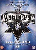 WWE: Wrestlemania XX