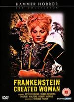 Frankenstein Created Woman