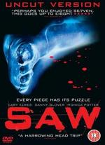 Saw (Uncut, Theatrical Version) [Dvd]