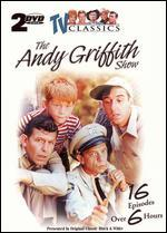 The TV Classics, 16 Hilarious Episodes: The Andy Griffith Show [2 Discs]