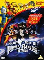 Mighty Morphin Power Rangers: The Movie [With Robots Activity Disc]