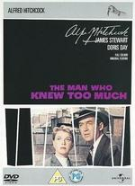 The Man Who Knew Too Much [Laserdisc]