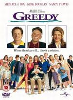 Greedy (Laser Disc Not Dvd)