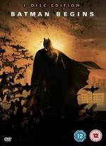 Batman Begins-1 Disc Edition [Dvd] [2005]