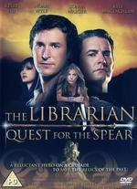 The Librarian Quest for the Spear [Import Anglais]