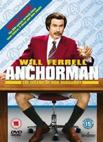 Anchorman-the Legend of Ron Burgundy [Dvd]