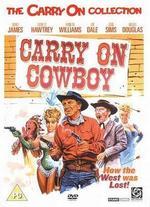 Carry on Cowboy [Dvd] (Pg)