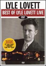 Lyle Lovett: Best of Lyle Lovett Live