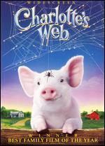 Charlotte's Web [WS] [Spider Web Book Cover]