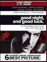 Good Night and Good Luck [Hd Dvd]