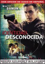 Identidad Desconocida (the Bourn